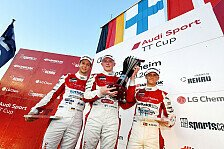 Motorsport - Marschall: Vize-Meister im Audi Sport TT Cup
