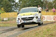 ADAC Opel Rallye Cup - Spannender Kampf um die Vizemeisterschaft