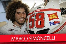 MotoGP - Video: Marco Simoncelli: Tribute zum 5. Todestag