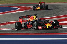 Formel 1 - Red Bull Favorit in Austin?: Longrun-Analyse: Red Bull macht Mercedes Dampf