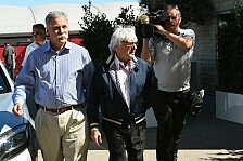 Formel-1-Gerücht: Liberty denkt an Verkauf, Ecclestone-Comeback