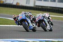 Vorschau zum MotoGP Malaysia GP in Sepang: Suzuki mit Vinales und Espargaro