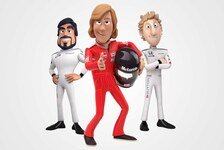 Formel 1 - Video: TOONED Special Edition: #Hunt40