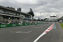 Formel 1 - Erstes Kr�ftemessen in der H�he: Live-Ticker Mexiko GP: Das Training in Mexico City