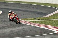 MotoGP Sepang 2016: Marquez fängt Crutchlow im FP4 in letzter Sekunde noch ab