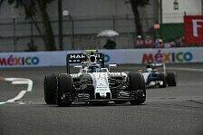 Keine 378 km/h: Williams nimmt Topspeed-Rekord zurück