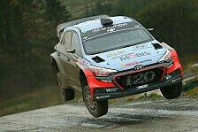 Thierry Neuville will bei der Rallye Australien den Vize-Titel einfahren