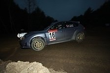 Mehr Rallyes - Lausitz-Rallye Shakedown