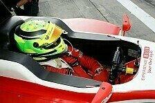 Weltmeister-Sohn Mick Schumacher verpasst Titelgewinn in der MRF Challenge