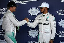Formel 1 - Mercedes: Showdown Rosberg vs. Hamilton: Live-Ticker: F1-Finale 2016 in Abu Dhabi