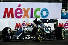 Mexiko: Hamilton siegt, Verstappen verliert Podest