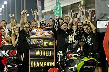 Superbike - Video: Kawasaki: Tribut an Reas Weltmeister-Jahr 2016