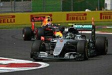 Formel 1 - Analyse: RBR beißt sich an Rosberg die Zähne aus