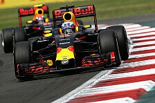 Formel 1 - Video: Red Bull: Die Saison 2016