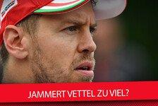 Vettel von FIA nicht bestraft: Ferrari-Pilot entschuldigt sich für Ausraster
