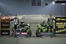 Superbike - Bilder: Katar - Feierlichkeiten
