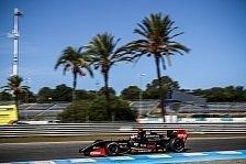 Formel V8 3.5 - Rene Binder: Schadensbegrenzung in Andalusien