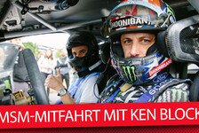 Mehr Motorsport - Video: MSM in Action: Wilde Drifts mit Ken Block