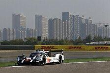 Porsche hat das WEC-Rennen in Shanghai souverän für sich entschieden