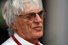 'Nein-Sager' Ecclestone kontert Carey-Kritik: Immerhin die Formel 1 verkauft