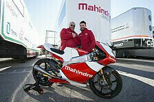 Max Biaggi gründet Nachwuchsteam mit Mahindra