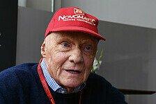 Niki Lauda, Lungen-OP: Promi-Bonus? Ärzte: Nein, Kämpfer-Natur!