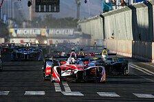 Formel E - Marrakesch ePrix