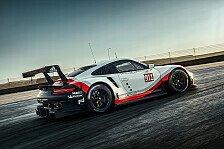 WEC - Der neue Porsche 911 RSR für 2017