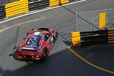 Mehr Sportwagen - Video: Macau 2016: Die Highlights vom GT-Qualifying