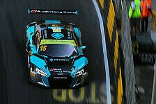 Mehr Sportwagen - Video: Nico Müller knallt in die Macau-Mauer