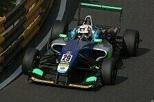 Formel 3: Antonio Felix Da Costa holt zweiten Macau-Sieg