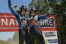 Mikkelsen nach Rallye-Australien-Sieg zwischen Freude und Trauer