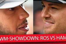 Formel 1 - Video: Rosberg vs. Hamilton: WM-Showdown in Abu Dhabi