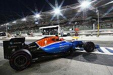 Formel-1-Aus? Manor Racing meldet Insolvenz an