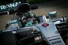 Formel 1: Darum darf Latifi die Rosberg-Startnummer wählen