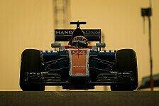 Es gibt noch Hoffnung für das Manor-Team, in der Formel-1-Saison 2017 zu starten