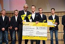 Formel 3 EM - Max Günther ist Motorsport-Talent des Jahres