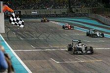 Analyse: So zitterte sich Nico Rosberg zum F1-Weltmeister