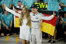Nico Rosberg über Formel-1-Rücktritt: 100 Millionen abgelehnt
