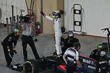 Formel 1 - Time to Say Goodbye: Massa, Button und Co. nehmen in Abu Dhabi Abschied