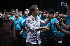 Formel 1 - Video: Malaysia bis Wiesbaden: Party-Tour mit Nico Rosberg