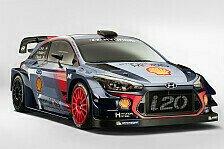 WRC - Video: Hyundai: Startklar für die Rallye Monte Carlo 2017