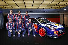 WRC - Video: Was schenken die Hyundai-Piloten ihren Beifahrern?