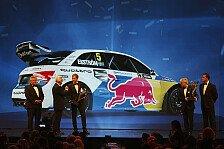 Mit Weltmeister Ekström: Audi steigt offiziell in die Rallycross-WM ein