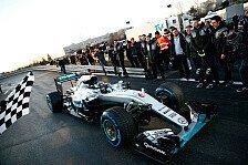 Formel 1 - Video: Formel 1: Nico Rosbergs Weltmeister-Mercedes im Portrait