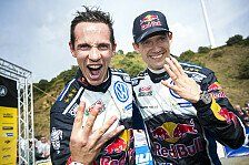WRC - Ein Kontrollfreak im Leoparden-String: Match-Battle: Sebastien Ogier und Julien Ingrassia