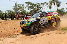 Dakar Rallye - Ellen Lohr live von der Rallye Dakar, Tag 1