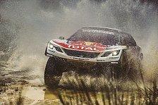 Auto: Loeb siegt souverän auf der zweiten Etappe und ist neuer Gesamtführender