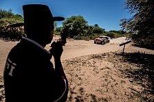 Reisetagebuch: Ellen Lohr live von der Rallye Dakar - Tag 2: