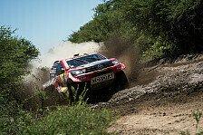 Rallye Dakar 2018: Al-Attiyah gewinnt das erste Kräftemessen